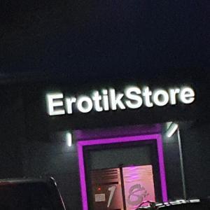 18+Erotikstore, Kino und Lounge