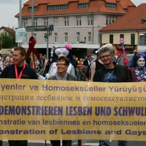 CSD Demo Oldenburg