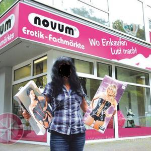 Novum Erotikfachmarkt und Sex-Kino